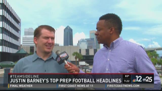 Week 1 prep football headlines with Justin Barney