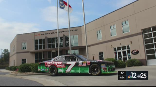 TaxSlayer Bowl teaming up with Nascar