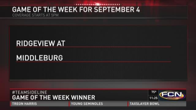 Ridgeview at Middleburg is the GOTW