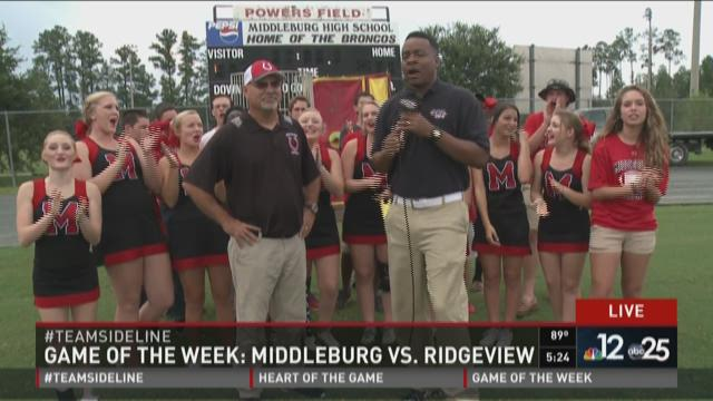 GOTW Coverage from Middleburg