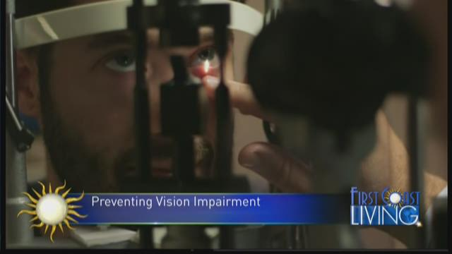 Focusing Awareness on Vision Impairment