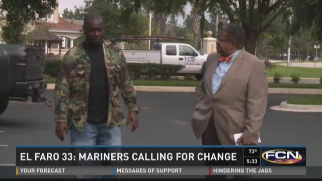 El Faro 33: Mariners calling for change