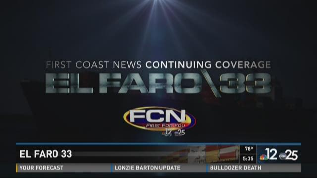 First Coast News Continuing Coverage: El Faro 33