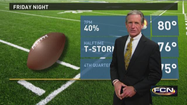 Tim Deegan's Sideline 2015 Week 7 Forecast