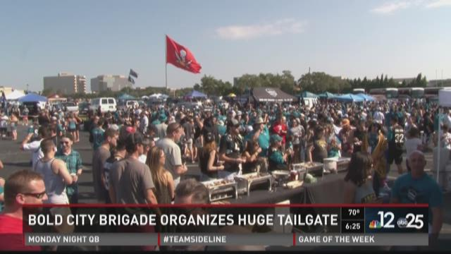 Bold City Brigade takes over Tampa Bay