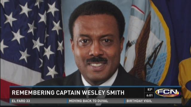 Remembering Capt. Wesley Smith