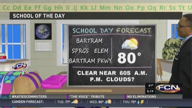 School of the Day: Bartram Springs Elementary