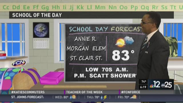 School of the Day: Annie R. Morgan Elementary