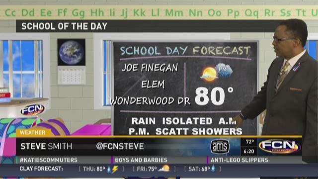 School of the Day: Joseph Finegan Elementary