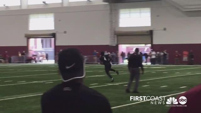 FSU Pro Days of the Past